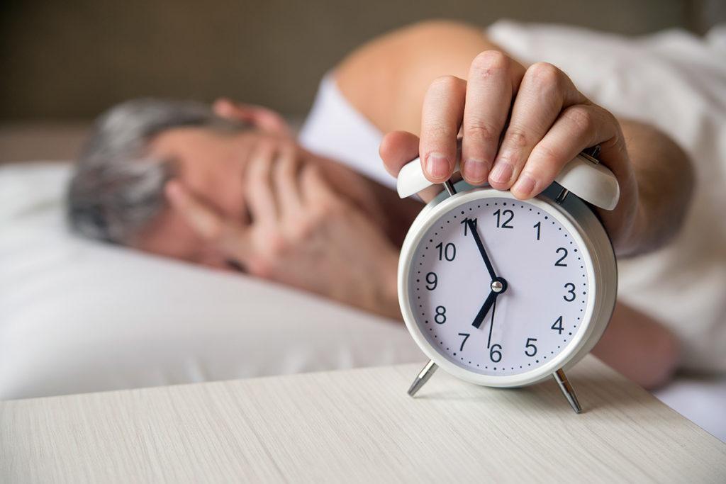 sommeil pas réparateur